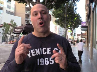 Comedian Mark Viera Doesn't Think Louis C.K. Should Get a Free Pass