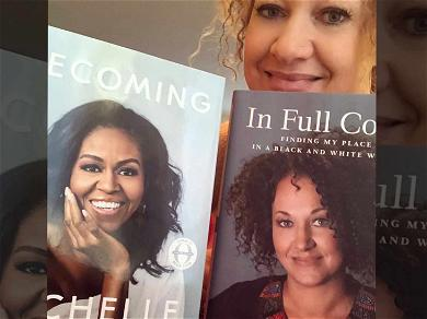 Rachel Dolezal Gets Dragged After Comparing Herself to Michelle Obama While Hawking Memoir