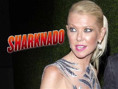 Tara Reid Sues 'Sharknado' Producers for $100 Million Over Slot Machines