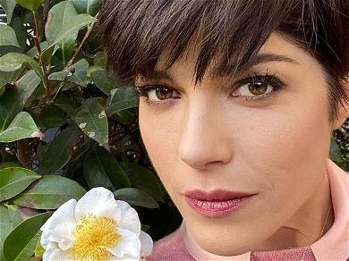 Selma Blair Arches Back To Reveal Numb Leg