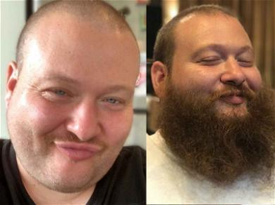 Action Bronson Goes Babyface After Shaving Off Epic Beard
