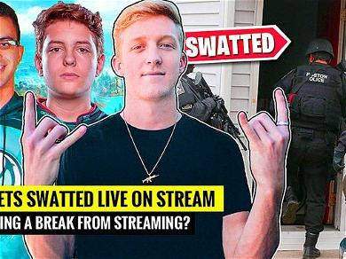 'Tfue' Apparently Gets Swatted During Minecraft Livestream