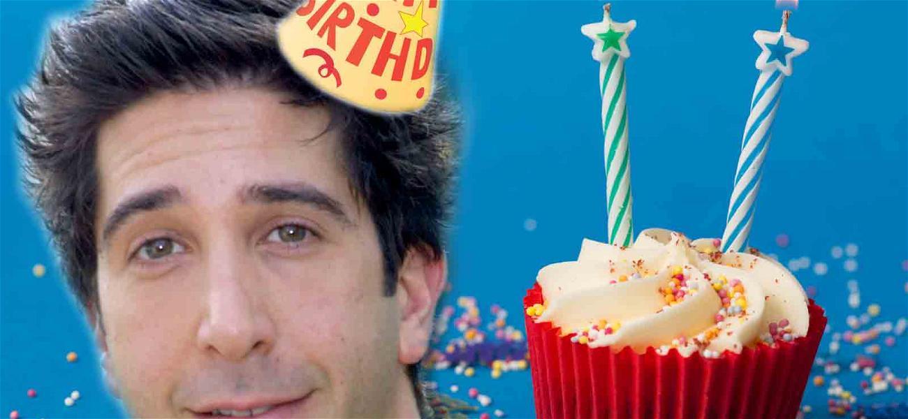 Happy Birthday, Ross Geller! David Schwimmer Turns 51