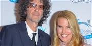 Howard Stern's Wife Slashed By Family Cat, Shows Off The Bloody Injuries!