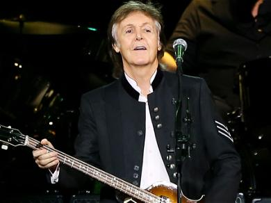 Paul McCartneyTalks 'McCartney III' With Jimmy Fallon