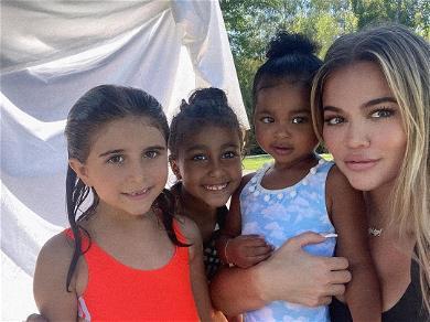 True Thompson Looks So Grown Up In Mommy Khloe Kardashian's Photo