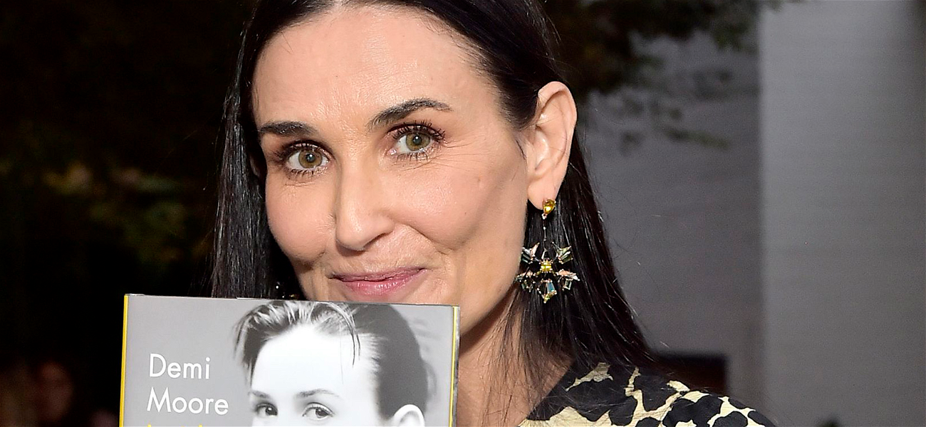 Demi Moore Reveals To Howard Stern Her Rapist Had A Daughter Her Age