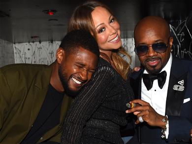 Usher Gets Surprise From Jermaine Dupri On 41st Birthday, Mariah Carey Sends Love
