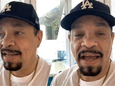Ice-T Pushes for DNA Testing to Help Free Convicted Murderer from Prison