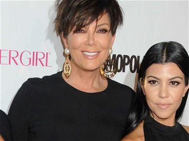 Kourtney Kardashian's Email Account Allegedly Hacked by Kris Jenner's Alleged Stalker