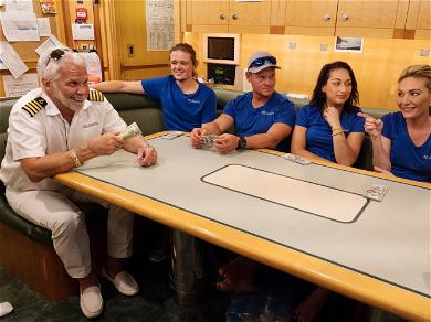 'Below Deck' Captain Lee Rosbach's Son Dies After 20-Year Battle With Addiction