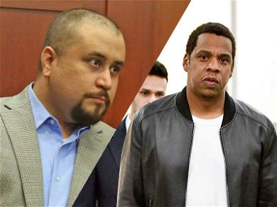 Jay-Z Destroys George Zimmerman Over Death Threats: 'Try That Sh*t With a Grown Man'
