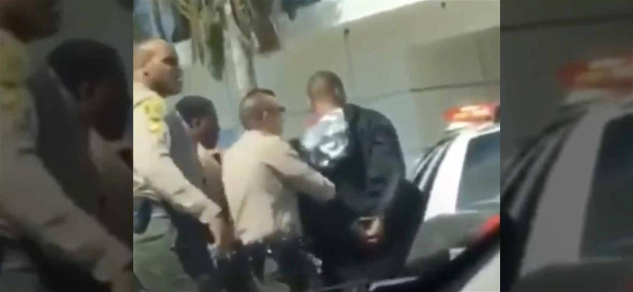 Nipsey Hussle's Suspected Killer Captured by Police, Arrest Seen on Video