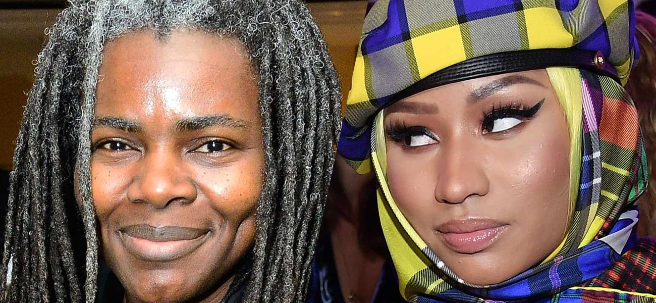 Nicki Minaj Working Out Settlement With Tracy Chapman In Battle Over Unauthorized Nas Track