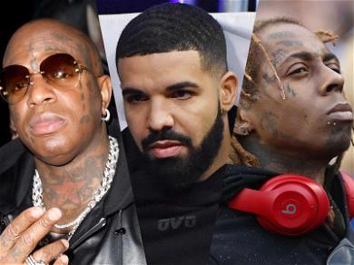 Lil Wayne Denies Birdman's Claim He Conspired to Take Bigger Cut of Drake's Royalties
