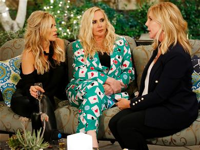 Former 'RHOC' Star Vicki Gunvalson Claims Shannon Beador Is 'Puffing Her Chest' About Not Being Demoted