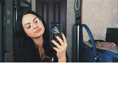 Camila Mendes Spotted Walking Hand In Hand With BF, Grayson Vaughan
